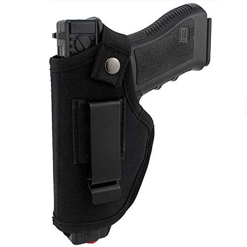 ACEXIER  1 ACEXIER Hunting Concealed Belt Holster Tactical Pistol Bags Waistband IWB OWB Gun Holster fits Subcompact to Large Handguns for Right&Left Hand Draw