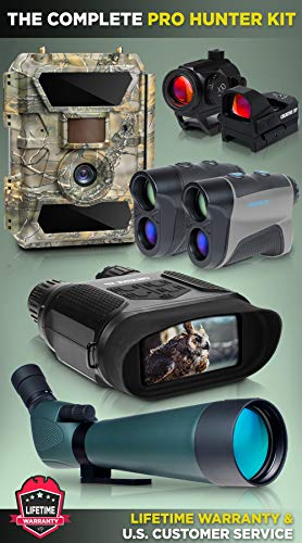 CREATIVE XP Airsoft Gun Sight 4 CREATIVE XP HD Red Dot Sight 3 MOA Tactical Reflex Sight for Day & Night Time Easy to Zero on a Glock or Rifle - Glock Mount Plate