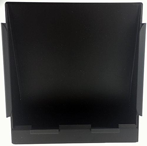 SportPro Airsoft Target 3 SportPro Metal Box BB Catcher Target with 20 Paper Targets for AEG GBB Airsoft Black