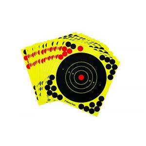 Ocean Loong Airsoft Target 1 Ocean Loong Airsoft Shooting Targets 8 inch Adhesive Paper