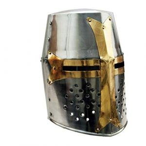 THORINSTRUMENTS (with device) Airsoft Helmet 3 THORINSTRUMENTS (with device) Great Brass Crusader Helmet