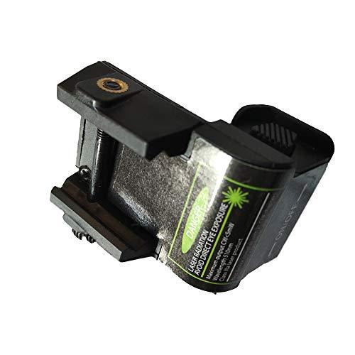 Compact Laser Sight Fit Standard Picatinny Rail Gun Low Profile Pistol Green Dot Sight Magnetic Charging Handgun Laser Tactical Sights Airsoft Laser Pointer