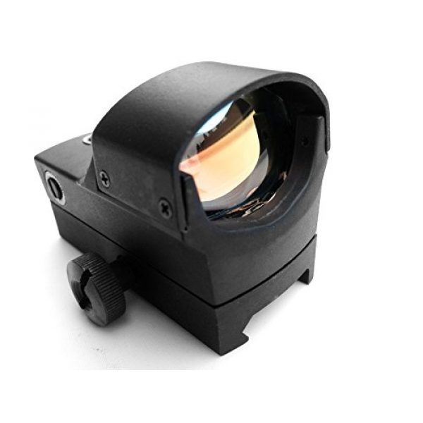 Ade Advanced Optics Airsoft Gun Sight 3 Ade Advanced Optics RD3-011-1 Premium Grade 1x22x33 Red Dot NV Night Vision Dot Sight