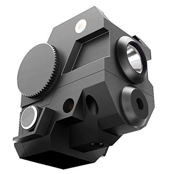 Ade Advanced Optics Airsoft Gun Sight 7 Ade Advanced Optics Reventon Series Strobe Green Laser Flashlight Sight for Pistol Handgun