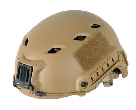 Lancer Tactical Airsoft Helmet 1 Lancer Tactical CA-334T FAST NVG Airsoft Helmet