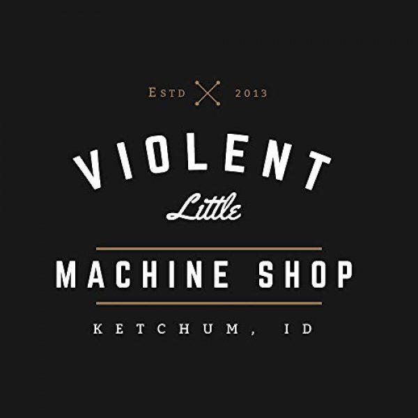 Violent Little Machine Shop Airsoft Patch 5 Violent Little Machine Shop - John Wick Gold Coin Morale Patch Set