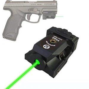 TTAS Airsoft Gun Sight 1 TTAS Tactical Green Laser
