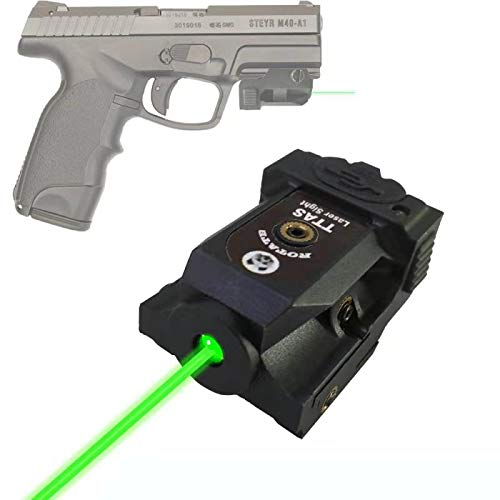 TTAS Airsoft Gun Sight 1 TTAS Tactical Green Laser