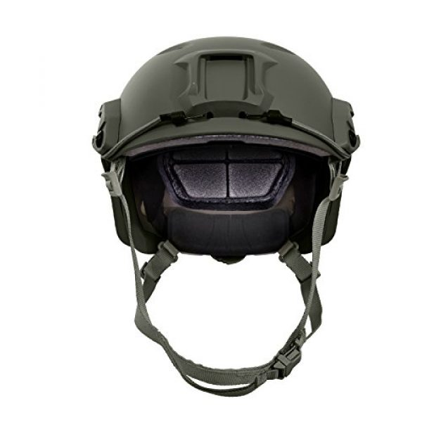Rothco Airsoft Helmet 3 Rothco Advanced Tactical Adjustable Airsoft (Fast Style) Helmet
