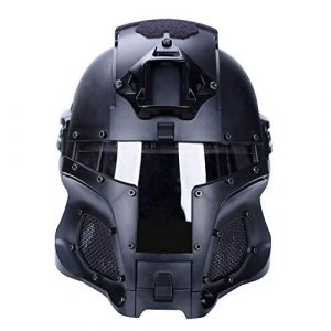 Unknown Airsoft Helmet 1 Tactical Military Airsoft Paintball PC Lens Tactical Helmet