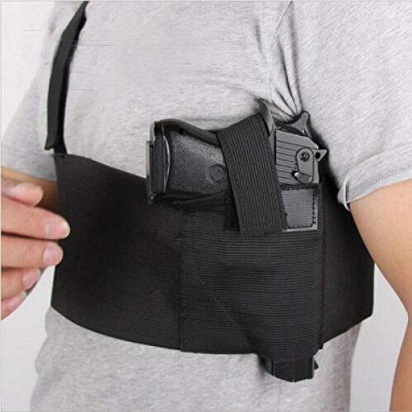 Edazzlia  1 Edazzlia Shoulder Gun Holster for Concealed Carry