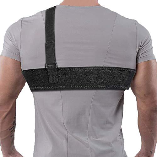 Borge  2 Borge Comfortable Holster for Concealed Carry Shoulder Gun Holster Deep Concealment Shoulder Holster
