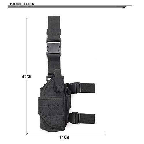 Skingwa  2 Skingwa Tactical Gun Drop Leg Thigh Holster