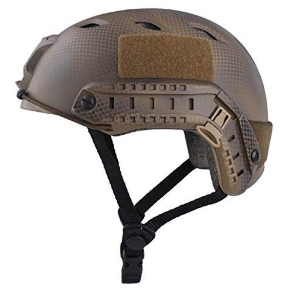 BJ Version Tactical Military Combat Helmet