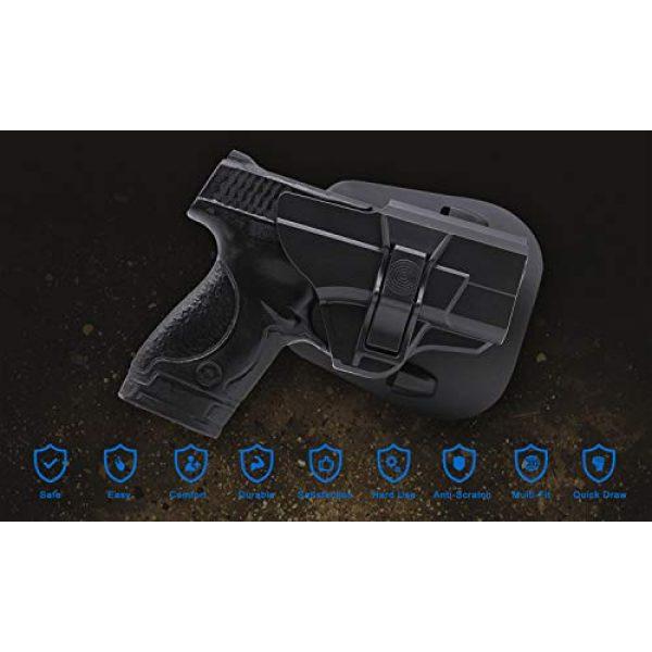 TYWPUID  2 TYWPUID S&W M&P Shield 9mm/.40 Holster