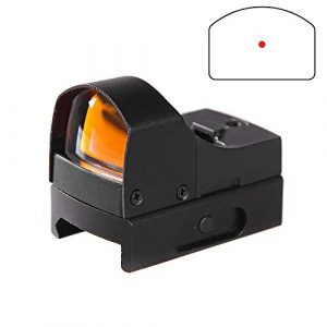 Sniper Airsoft Gun Sight 1 Sniper TR20 Reflex Sight Red Dot Sight Fit Picatinny Rail