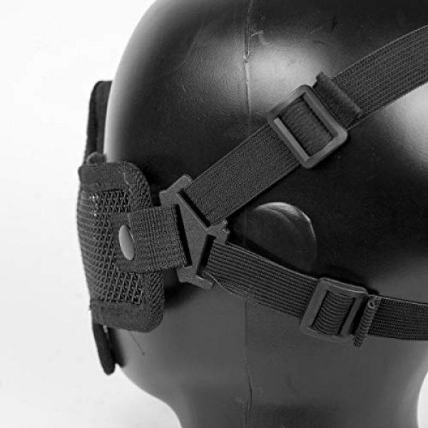 Valken Airsoft Mask 2 Valken Airsoft Kilo 2G Mesh Face Mask