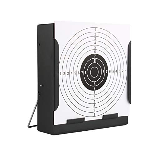 PP-NEST Airsoft Target 2 PP-NEST Target Box Metal Frame for Paper Targets Airsoft Rifle Pistol Shooting (NO Paper Targets) CJ/LSBK-01