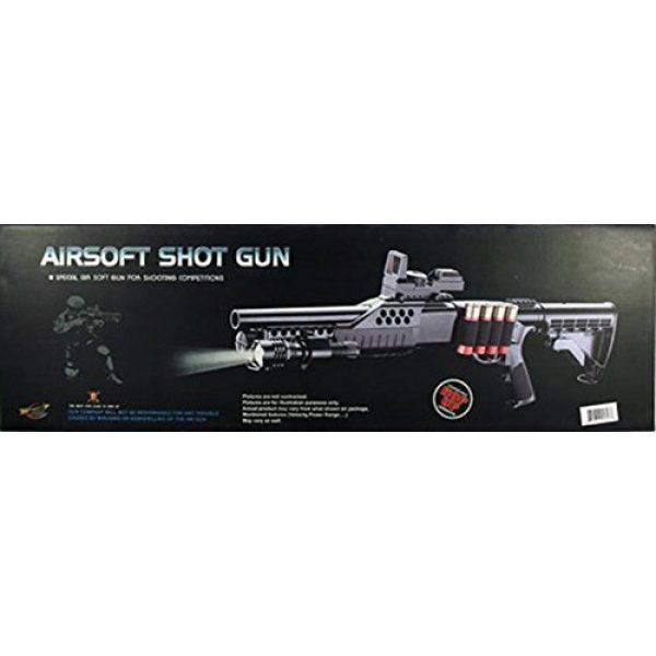 UK  4 m180-c2 spring airsoft shotgun(Airsoft Gun)