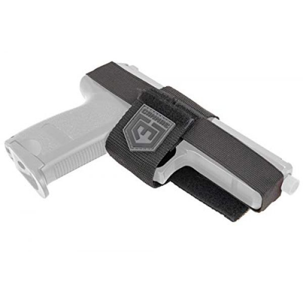 Cannae  4 Cannae Ready Action Tactical Wrap Around Holster - Black