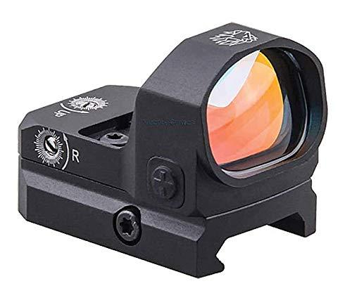LPO Airsoft Gun Sight 1 Lion Power Optics LPO0911 Red Dot Sight 3 MOA 8 Levels 1x17x24 IPX6 Waterproof