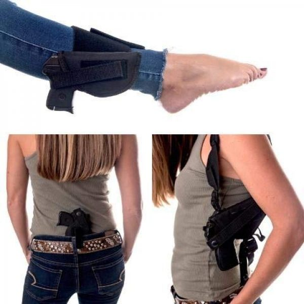 Wyoming Holster  1 Gun Holster Buy 1 get 2 Free Gun Holster FITS SCCY CPX-1 CPX-2 2