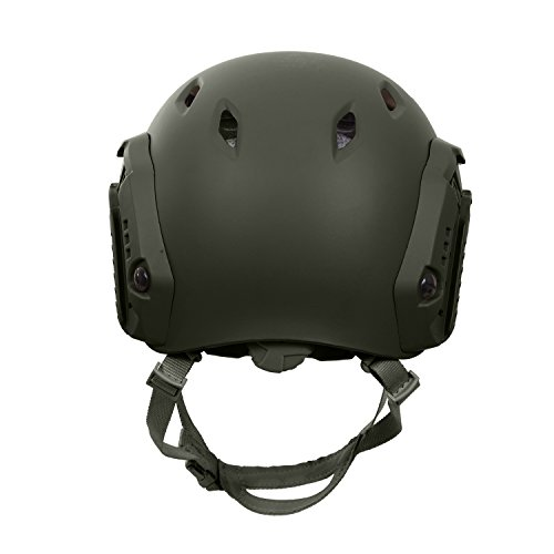Rothco Airsoft Helmet 4 Rothco Advanced Tactical Adjustable Airsoft (Fast Style) Helmet