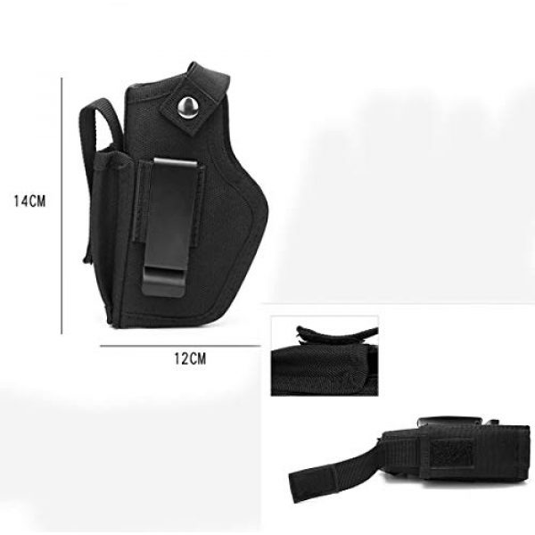 LIVIQILY  3 LIVIQILY Right or Left Handed Concealed Carry Gun Holster for Glock 17 19 22 23 43 P226 P229 Ruger Beretta 92 M92 s&w Pistols