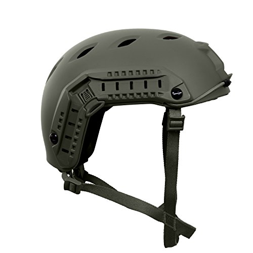 Rothco Airsoft Helmet 2 Rothco Advanced Tactical Adjustable Airsoft (Fast Style) Helmet