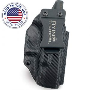 AYIN  1 AYIN IWB/OWB Holster Right-Handed Fits Glock 19/23/32/36/45 Optic Compatible