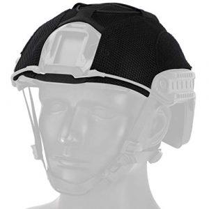 Autobestown Airsoft Helmet 1 Autobestown Airsoft Hunting Multicam Helmet Cover
