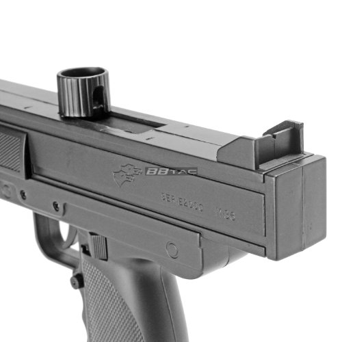 BBTac  3 BBTac M36 Airsoft Spring Gun SMG