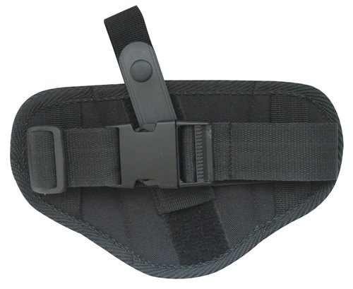 Taigear  1 Airsoft / Hunting / Paintlball / Law Enforcement Black Vehicle Seat Holster Medium Size