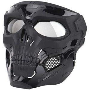 CHEEKON Airsoft Mask 1 CHEEKON Skull Airsoft Mask