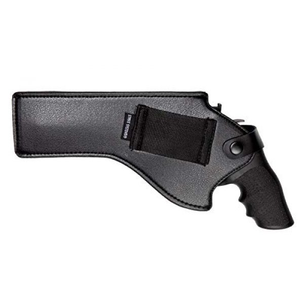 ASG ACTIONSPORTGAMES A/S  3 ASG Leather Belt Holster for Dan Wesson 715