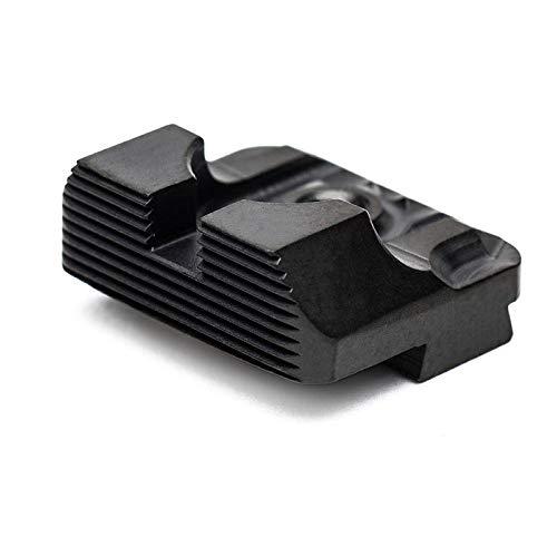 Higoo Airsoft Gun Sight 5 Higoo Tactical Fiber Optic Handgun Pistol Sight Front/Rear Set for Glock