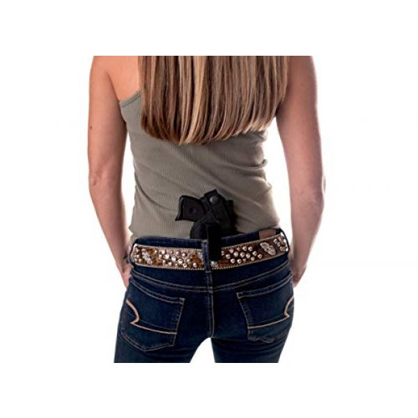 """Wyoming Holster  2 Gun Holster Buy 1 get 3 Free Shoulder/Concealed/Hip/Ankle IWB FITS Taurus TX22 .22LR TH Series Remington 1911 R1 3.5"""" BRL KAHR Baby Eagle III S/Compact 9MM 3.85"""" BRL 40 S&W 3.93"""" BRL S9 W/Laser 5"""