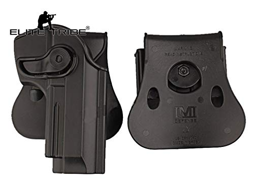 Paintball Equipment  3 Paintball Equipment Polymer Retention Roto Holster Fits Beretta 92 96 M9