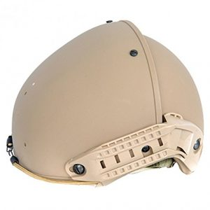 Lancer Tactical Airsoft Helmet 1 Lancer Tactical CP AirFrame Style Airsoft Helmet