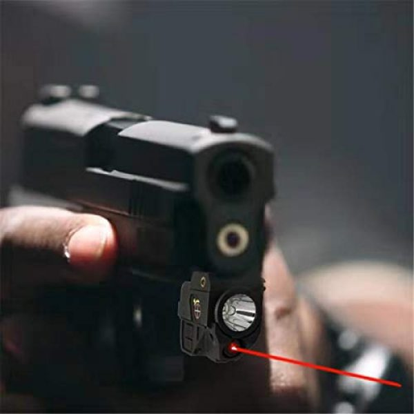Infilight Tactical Airsoft Gun Sight 4 Infilight Green Laser Sight