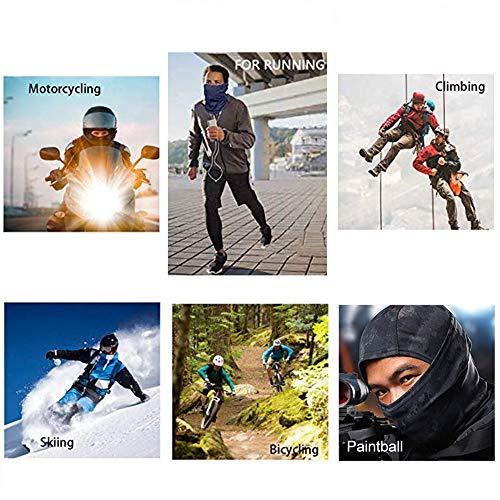 SINAIRSOFT Airsoft Mask 7 SINAIRSOFT Tactical Airsoft Full Face Mask Balaclava Hood Headwear Motorcycle Hunting CS