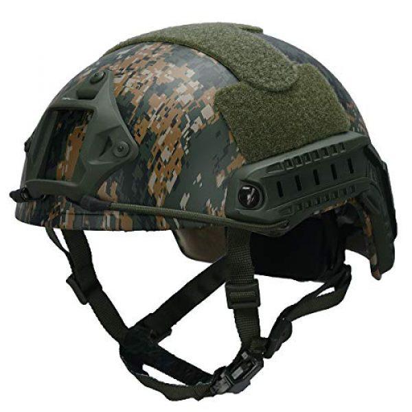 LOOGU Airsoft Helmet 1 LOOGU Tactical Helmet