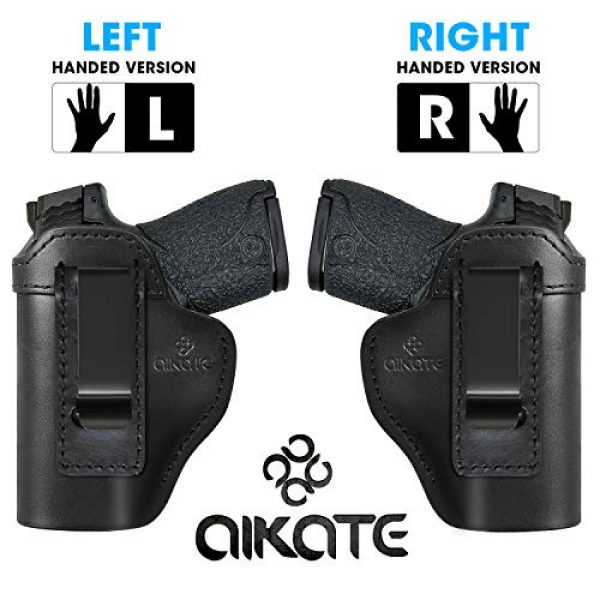Inside Waistband Holsters for S&W M&P Shield