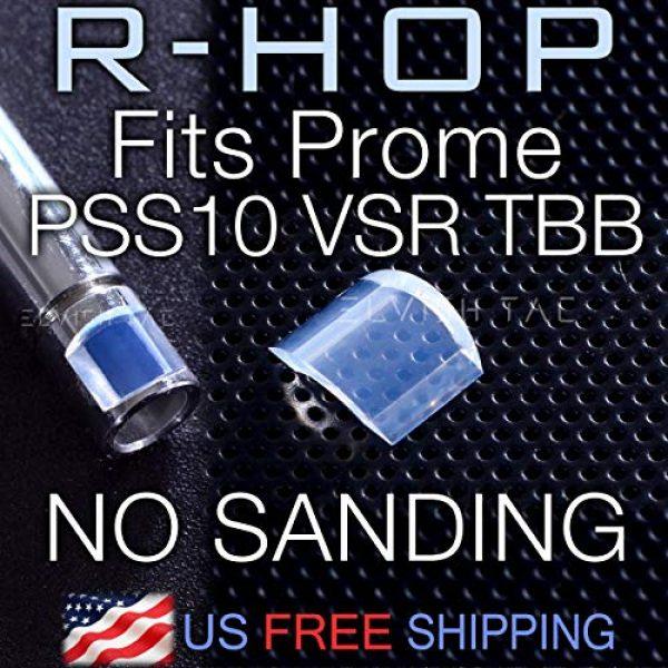 Elvish Tac Airsoft Barrel 1 Elvish Tac RHOP Fit Laylax PSS10 6.03 Airsoft VSR 10 TBB Tight Bore Barrel NO Sanding R Hop