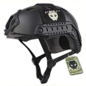 ATAIRSOFT Airsoft Helmet 1 ATAIRSOFT PJ Type Tactical Paintball Airsoft Fast Helmet