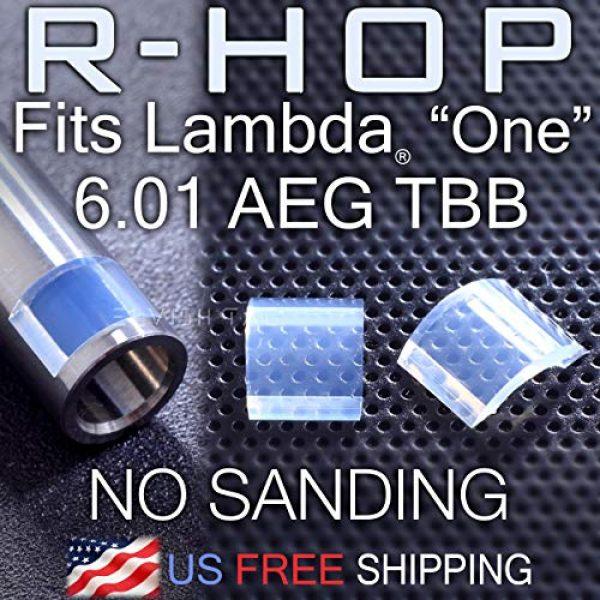 Elvish Tac Airsoft Barrel 1 Elvish Tac RHOP for Lambda One 6.01 AEG TBB NO Sanding R-Hop