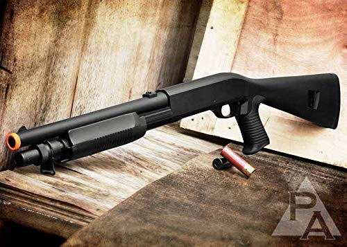 UTG  2 UTG Multi-Shot Combat Tactical Shotgun Airsoft Gun