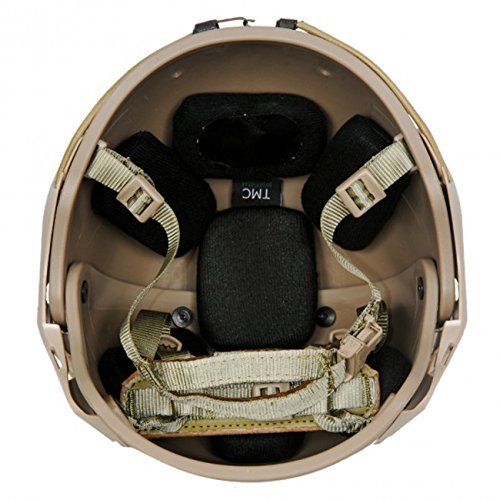 Lancer Tactical Airsoft Helmet 2 Lancer Tactical CP AirFrame Style Airsoft Helmet