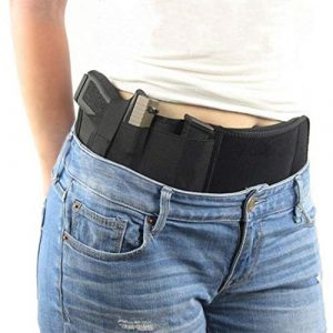 NORTH BAY  1 NORTH BAY Belly Band Holster for Concealed Carry