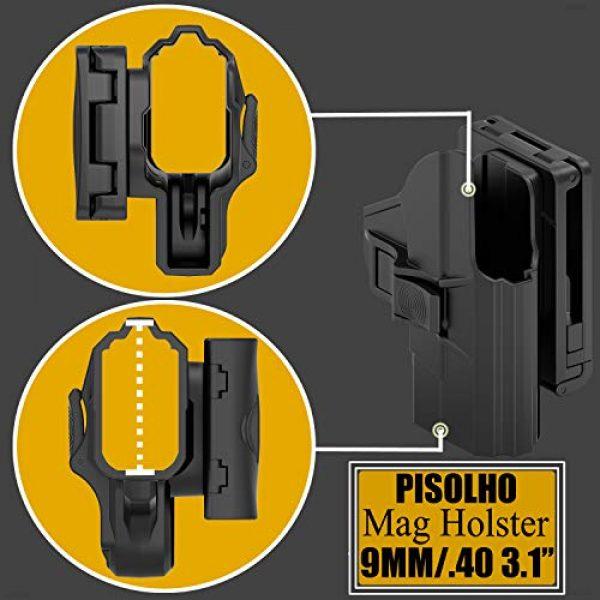 PISOLHO  2 PISOLHO S&W M&P 9mm Holster